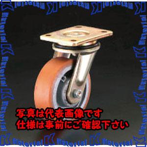 【代引不可】【個人宅配送不可】ESCO(エスコ) 200mm キャスター(自在金具) EA986KR-200[ESC104869]