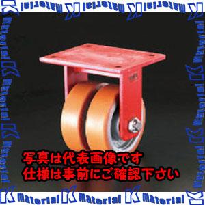 【】【個人宅配送】ESCO(エスコ) 250mm キャスター(固定金具) EA986KS-250[ESC104874]