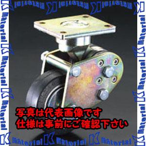 【P】【代引不可】【個人宅配送不可】ESCO(エスコ) 125mm キャスター(固定金具・スプリング付) EA986KZ-2[ESC104911]