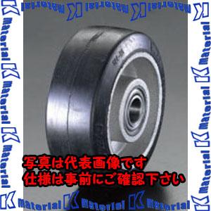【代引不可】【個人宅配送不可】ESCO(エスコ) 180x50mm 車輪(ラバータイヤ・アルミホイール) EA986M-180[ESC104983]