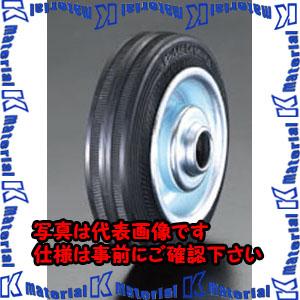 【P】【代引不可】【個人宅配送不可】ESCO(エスコ) 250x60mm 車輪(ラバータイヤ・スチールリム・ローラーベアリング EA986MG-7[ESC105062]