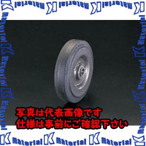 【P】【代引不可】【個人宅配送不可】ESCO(エスコ) 250x60mm 車輪(ラバータイヤ・スチールリム・ボールベアリング EA986MH-250[ESC105080]