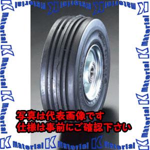 【代引不可】【個人宅配送不可】ESCO(エスコ) 300x105mm 車輪(エラスティックタイヤ・スチールリム・ベアリング EA986MM-300[ESC105102]
