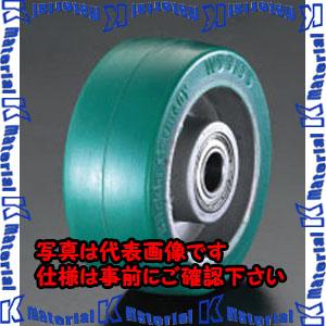 【P】【代引不可】【個人宅配送不可】ESCO(エスコ) 250x50mm 車輪(ポリウレタンタイヤ・アルミリム・ベアリング) EA986MN-250[ESC105108]