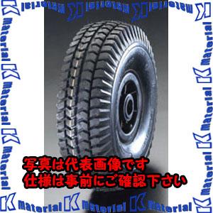 【代引不可】【個人宅配送不可】ESCO(エスコ) 400x100mm 車輪(空気入・PPリム・ローラーベアリング) EA986MV-18[ESC105120]