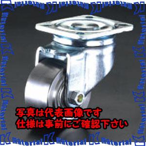 【代引不可】【個人宅配送不可】ESCO(エスコ) 125mm キャスター(自在金具・スティール車輪) EA986NN-125[ESC105173]