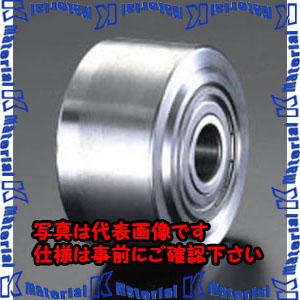 【代引不可】【個人宅配送不可】ESCO(エスコ) 125x 55mm 車輪(ボールベアリング・ソリッドスティール製) EA986SC-125[ESC105580]