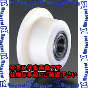 【代引不可】【個人宅配送不可】ESCO(エスコ) 150x 46mm 車輪(Bベアリング・ポリアミド製・レール用) EA986SG-150[ESC105599]