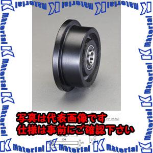 【P】【代引不可】【個人宅配送不可】ESCO(エスコ) 150mm 戸車車輪(レール用・重量用) EA986VD-350[ESC105723]