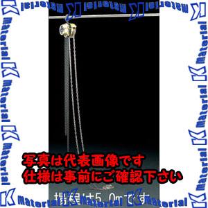 【代引不可】【個人宅配送不可】ESCO(エスコ) 150kgx5.0m チェーンブロック EA987-5[ESC105878]