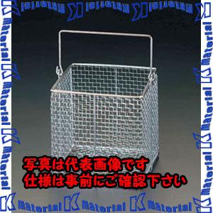 【代引不可】【個人宅配送不可】ESCO(エスコ) 400x200x200mm 洗浄かご(ステンレス製) EA992CF-6[ESC107385]