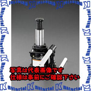 【代引不可】【個人宅配送不可】ESCO(エスコ) 12 ton 油圧ジャッキ(低床型) EA993BH-12[ESC107555]