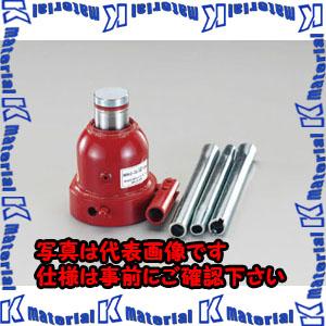 【代引不可】【個人宅配送不可】ESCO(エスコ) 5.0ton 油圧ジャッキ(超小型) EA993BM-5[ESC107577]