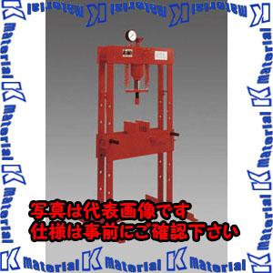 【P】【代引不可】【個人宅配送不可】ESCO(エスコ) 15 ton 門型油圧プレス(手動式) EA993BY-15[ESC107591]