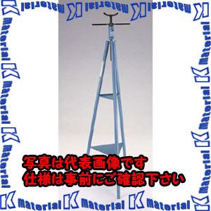 【P】【代引不可】【個人宅配送不可】ESCO(エスコ) 1.80ton/1895mm アンダーホイストスタンド EA993DK-10[ESC107636]