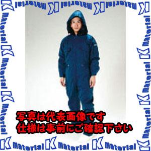 【代引不可】【個人宅配送不可】ESCO(エスコ) [LL] 防寒継ぎ服(青) EA996AR-13[ESC108294]