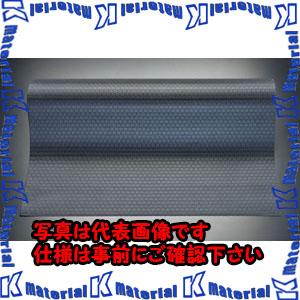 【P】【代引不可】【個人宅配送不可】ESCO(エスコ) 0.915x20m/1.5mm 再生樹脂マット(コインブラック) EA997RA-9[ESC108865]