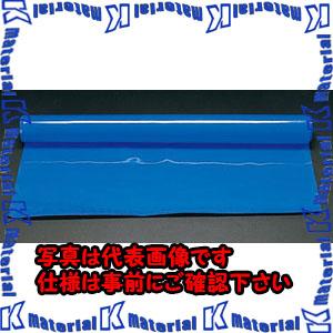 【代引不可】【個人宅配送不可】ESCO(エスコ) 1.0x5.0m/4.0mm ゴムシート(ブルー) EA997RB-405B[ESC108945]