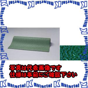 【代引不可】【個人宅配送不可】ESCO(エスコ) 1.0x5.0m/9.0mm クッションシート(緑) EA997RB-48[ESC108910]