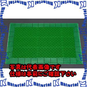 【代引不可】【個人宅配送不可】ESCO(エスコ) 900x1200mm エルバーマット(緑) EA997RH-17[ESC109021]