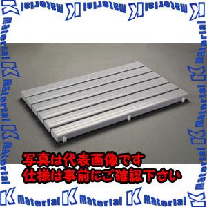【代引不可】【個人宅配送不可】ESCO(エスコ) 600x1156mm すのこ(PVC/グレー) EA997RJ-96[ESC109102]