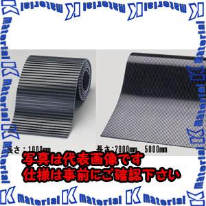 【代引不可】【個人宅配送不可】ESCO(エスコ) 500x5000x5mm ゴム板(筋入り・天然ゴム) EA997XJ-59[ESC109619]