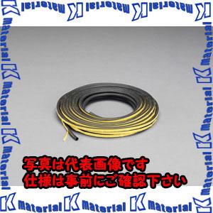 【代引不可】【個人宅配送不可】ESCO(エスコ) 10x7.5mm/20m ガスケット(粘着テープ付) EA997XV-220[ESC109676]
