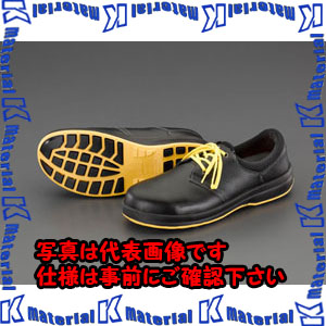 【P】【代引不可】【個人宅配送不可】ESCO(エスコ) 27.0cm 安全靴(静電) EA998VJ-270[ESC110230]