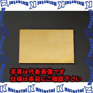 【代引不可】【個人宅配送不可】ESCO(エスコ) 600x200x10.0mm 黄銅板 EA441VB-103[ESC013956]