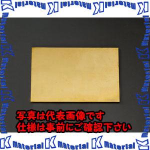 【代引不可】【個人宅配送不可】ESCO(エスコ) 300x300x 4.0mm 黄銅板 EA441VB-41[ESC013936]