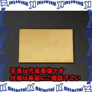 【P】【代引不可】【個人宅配送不可】ESCO(エスコ) 600x300x 7.0mm 黄銅板 EA441VB-74[ESC013949]