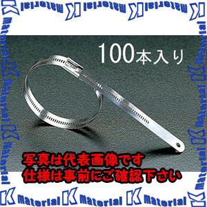 【代引不可】【個人宅配送不可】ESCO(エスコ) 6.9x450mm 結束バンド(316ステンレス製/100本) EA463FA-450[ESC014906]
