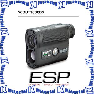 【P】【代引不可】【日本正規品】ブッシュネル(Bushnell)レーザー距離測定器 ライトスピード スカウト1000DX SCOUT1000DX [HA0207]