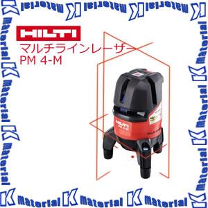 日本ヒルティ HILTI マルチラインレーザー PM 4-M 2047073 [nh0255]