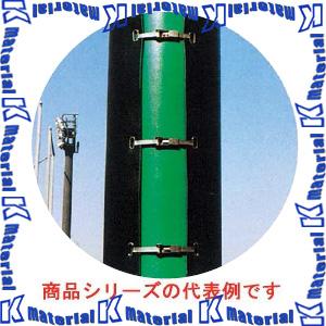 【P】【代引不可】【個人宅配送不可】イワブチ SGPE-P68グリーン セフティガードポール用 幅680mm 長さ800mm [IW0039]