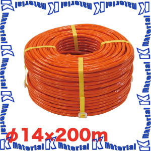 JEFCOM ジェフコム UCDB-1452 ケブラーロープ(ウレタンコーティング) DENSAN デンサン [JEF7159]