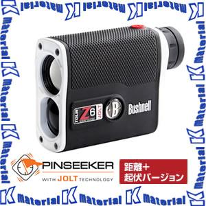【在庫有り!】【日本正規品】ブッシュネル(Bushnell) ゴルフ用レーザー距離計 ピンシーカースロープツアー Z6 ジョルト
