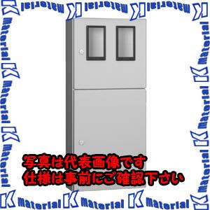【代引不可】【個人宅配送不可】河村(カワムラ) 引込計器盤用キャビネット MI MI 203LP[KWD30330]