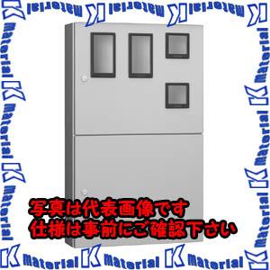 【P】【代引不可】【個人宅配送不可】河村(カワムラ) 引込計器盤用キャビネット MI MI 223P[KWD30358]