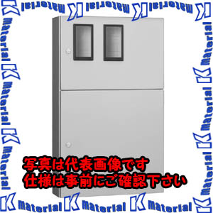 【代引不可】【個人宅配送不可】河村(カワムラ) 引込計器盤用キャビネット MI MI 303L-2PK[KWD30375]