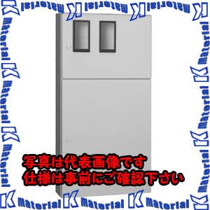 【代引不可】【個人宅配送不可】河村(カワムラ) 引込計器盤用キャビネット MI MI 304L-2P[KWD30384]