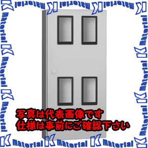 【代引不可】【個人宅配送不可】河村(カワムラ) 引込計器盤用キャビネット MI MI 400VP[KWD30402]