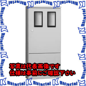 【P】【代引不可】【個人宅配送不可】河村(カワムラ) 引込計器盤用キャビネット MO MO 2011D[KWD30534]