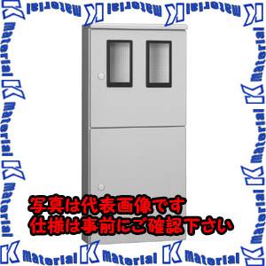 【P】【代引不可】【個人宅配送不可】河村(カワムラ) 引込計器盤用キャビネット MO MO 203[KWD30542]
