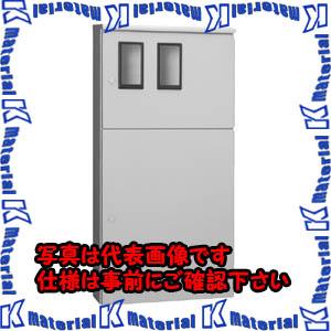 【代引不可】【個人宅配送不可】河村(カワムラ) 引込計器盤用キャビネット MO MO 304L-2K[KWD30606]