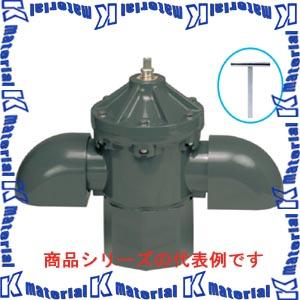 マサル工業 農業用給水栓 MH型フィールドバルブ75 Tハンドル 内ねじタイプ 付属H-200 V5371+V5219 [MS2835]