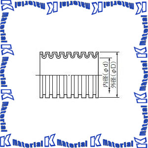 【P】【代引不可】【個人宅配送不可】未来工業 MFX-82L 50m ミラレックス [MR06342-50]