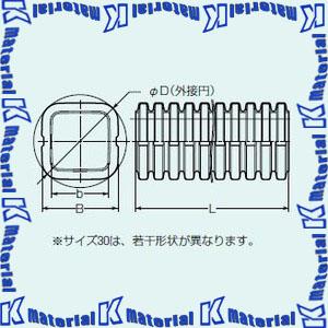 【代引不可】【個人宅配送不可】未来工業 N-KFEP-30L 50m 難燃カクフレキ [MR07887-50]