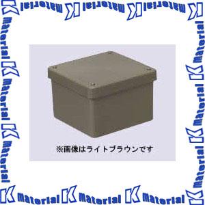 未来工業 PVP-4020BK 1個 防水プールボックス カブセ蓋 正方形 [MR11686]