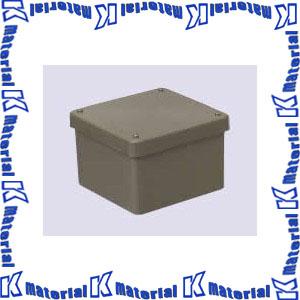 【P】未来工業 PVP-4020BLB 1個 防水プールボックス カブセ蓋 正方形 [MR11687]